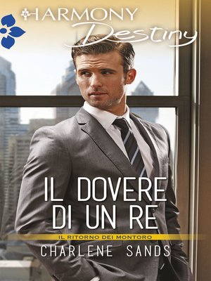 cover image of Il dovere di un re