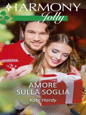 cover image of Amore sulla soglia