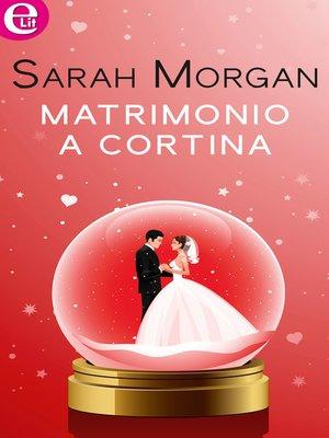 cover image of Matrimonio a Cortina