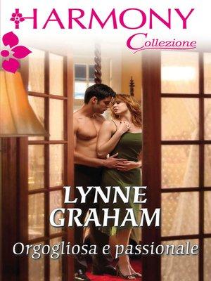 cover image of Orgogliosa e passionale