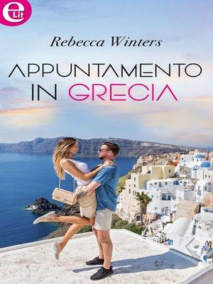 cover image of Appuntamento in Grecia