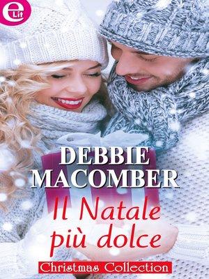 cover image of Il Natale più dolce