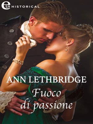 cover image of Fuoco di passione