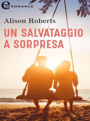 cover image of Un salvataggio a sorpresa