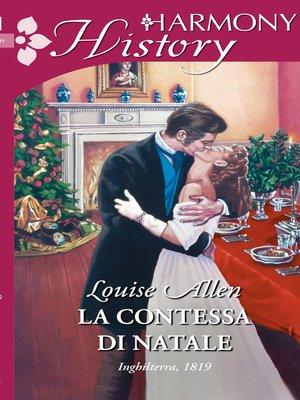 cover image of La contessa di Natale