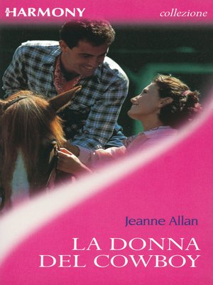 cover image of La donna del cowboy