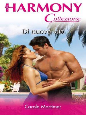 cover image of Di nuovo sua