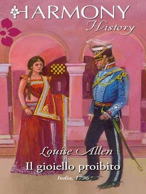 cover image of Il gioiello proibito