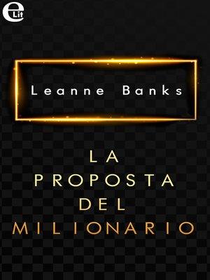 cover image of La proposta del milionario