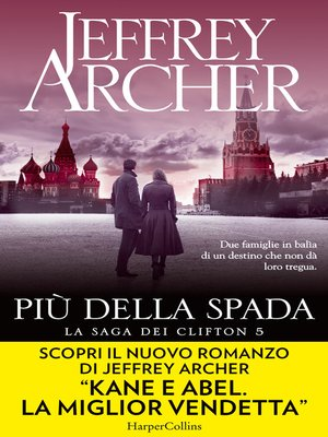 cover image of Più della spada