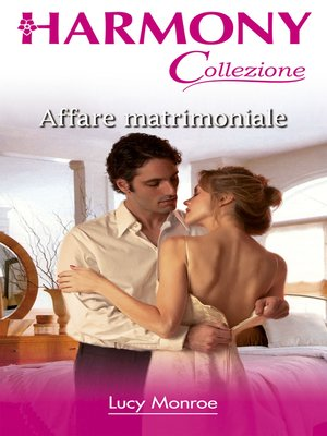 cover image of Affare matrimoniale