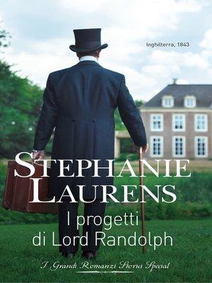 cover image of I progetti di Lord Randolph