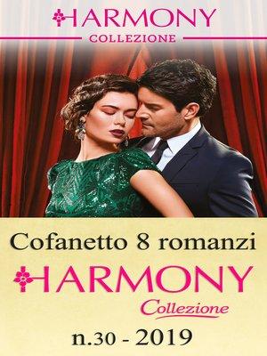 cover image of Cofanetto 8 Harmony Collezione n.30/2019