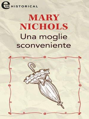 cover image of Una moglie sconveniente