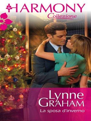 cover image of La sposa d'inverno