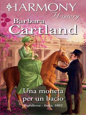 cover image of Una moneta per un bacio