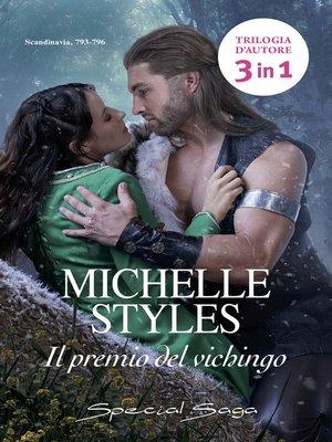 cover image of Il premio del vichingo