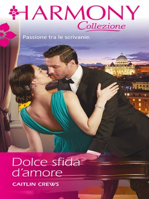 cover image of Dolce sfida d'amore