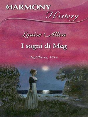 cover image of I sogni di Meg