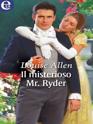 cover image of Il misterioso Mr. Ryder
