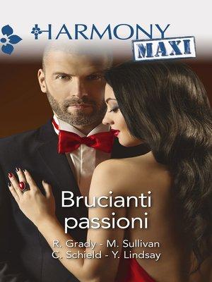 cover image of Brucianti passioni