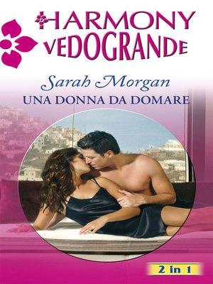 cover image of Una donna da domare