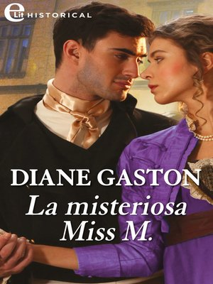 cover image of La misteriosa miss M