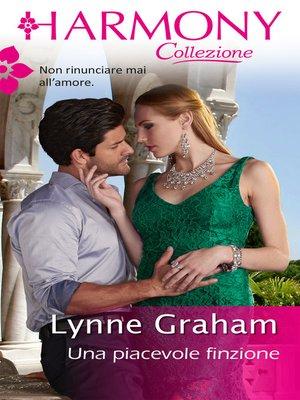 cover image of Una piacevole finzione