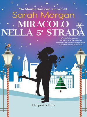 cover image of Miracolo nella 5a strada