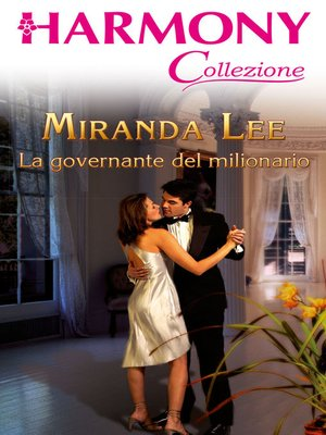 cover image of La governante del milionario