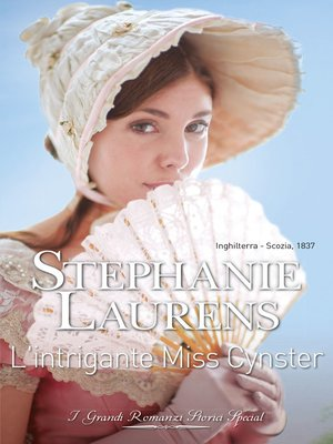 cover image of L'intrigante Miss Cynster
