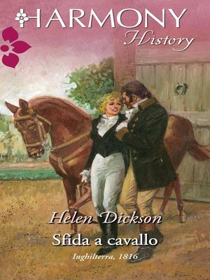 cover image of Sfida a cavallo