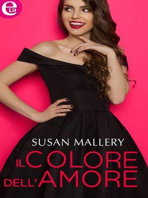 cover image of Il colore dell'amore