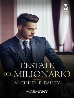 cover image of L'estate del milionario