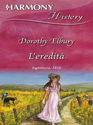 cover image of L'eredità