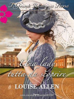 cover image of Una lady tutta da scoprire