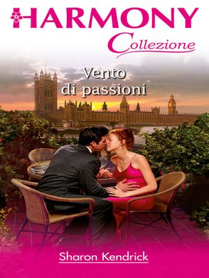 cover image of Vento di passioni