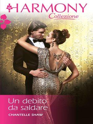 cover image of Un debito da saldare