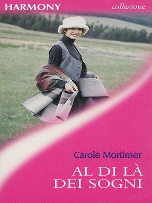 cover image of Al di là dei sogni