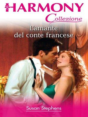 cover image of L'amante del conte francese