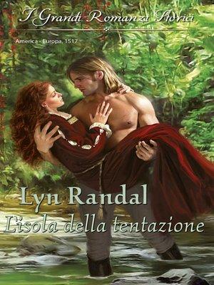 cover image of L'isola della tentazione