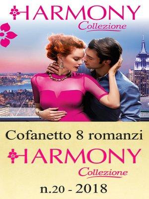 cover image of Cofanetto 8 Harmony Collezione n.20/2018