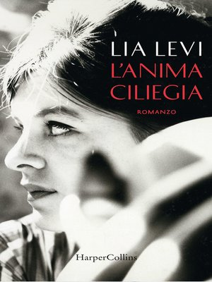 cover image of L'anima ciliegia
