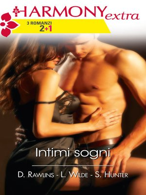 cover image of Intimi sogni