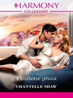 cover image of Finzione greca
