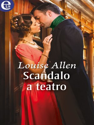 cover image of Scandalo a teatro