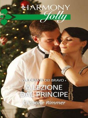 cover image of A lezione dal principe