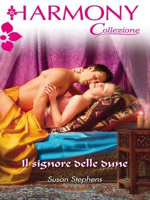 cover image of Il signore delle dune