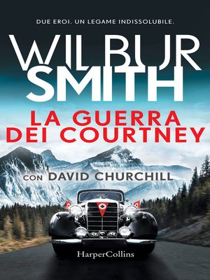 cover image of La guerra dei Courtney
