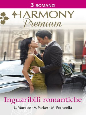 cover image of Inguaribili romantiche